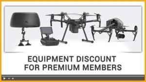 Premium Membership Drone Equipment Discount - Steel City Drones Flight Academy