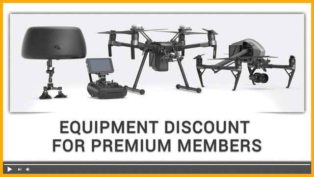 Premium Membership Drone Equipment Discount - Steel City Drones Flight Academy