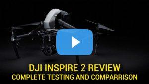 DJI Inspire 2 Complete review test comparison - Steel City Drones Flight Academy