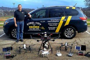 David King - Steel City Drones Flight Academy