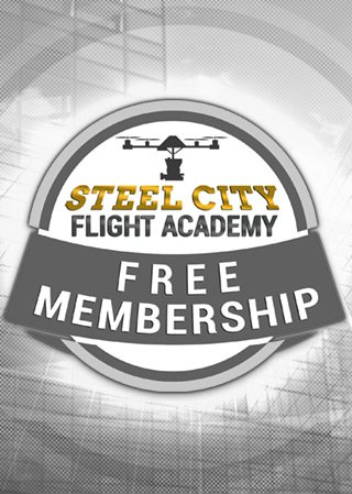 Free Drone Membership - Steel City Drones Flight Academy