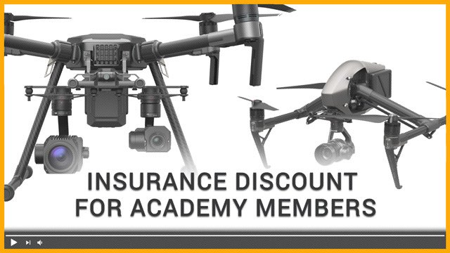 Drone Membership UAS Insurance Discount - Steel City Drones Flight Academy