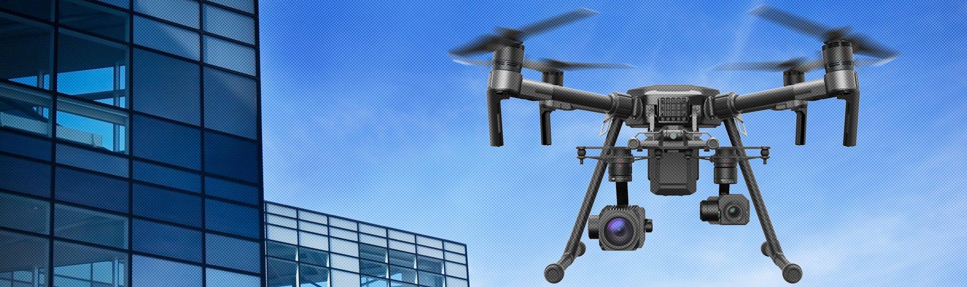 Steel City Drones Flight Academy - Slider Background