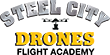 Steel City Drones Flight Academy Logo