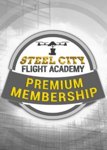 Premium Drone Membership - Steel City Drones Flight Academy