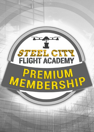 Premium Drone Membership - Steel City Drones Flight Academy