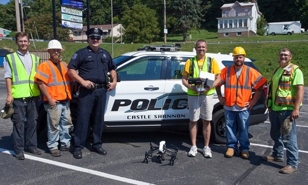 Steel City Drones Flight Academy – Drone Training and Consultation
