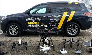 Steel City Drones Flight Academy - Drone Training and Consultation