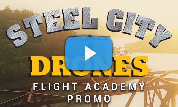 Steel City Drones Flight Academy Promo