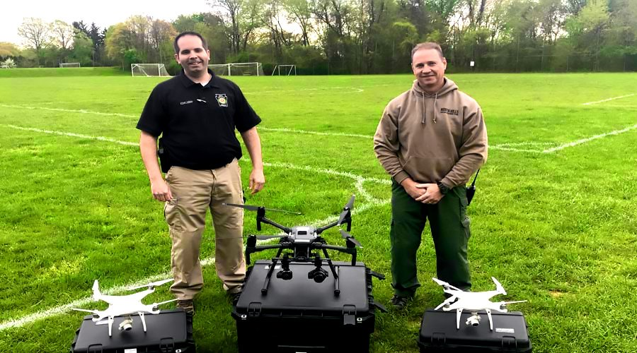 Police Drone Training - Steel City Drones Flight Academy