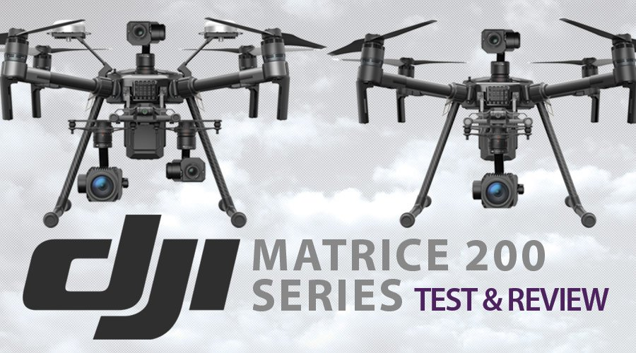 Steel City Drones Flight Academy - DJI MATRICE 200 AND 210 RTK | COMPREHENSIVE TEST AND REVIEW