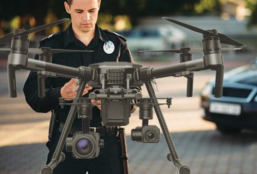 Police Law Enforcement Drone Training - Steel City Drones Flight Academy