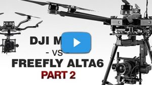 Steel City Drones Flight Academy - DJI M600 verses Alta6 Text and Review