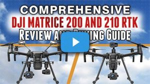 Steel City Drones Flight Academy - DJI MATRICE 200 AND 210 RTK - Review and Test - Police and Fire Fighter Departments