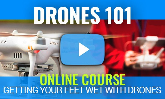 Drones 101- Online Course - For Beginners - Steel City Drones Flight Academy