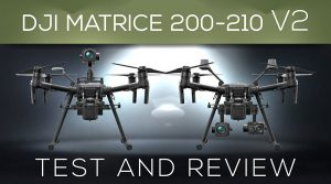 Steel City Drones Flight Academy DJI MATRICE M200 Series V2 AND M210 RTK V2 | TEST AND REVIEW