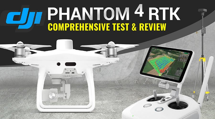 Steel City Drones Flight Academy - DJI-Phantom 4 Pro RTK TEST AND REVIEW
