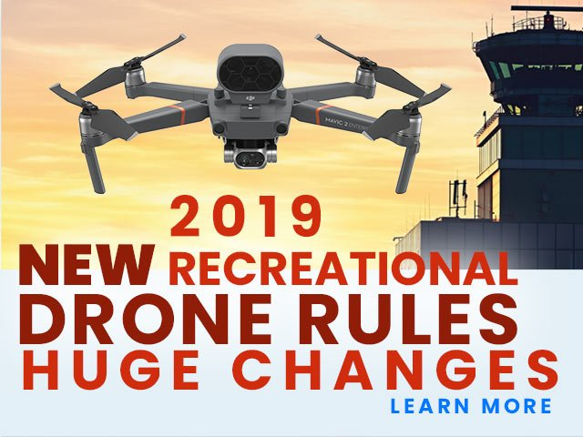 Steel-City-Drones-Flight-Academy-New Drone Recreation Rules laws FAA 2019