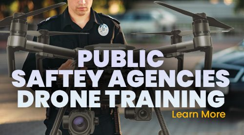 Police and Fire Drone Training - Steel City Drones Flight Academy