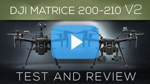 Steel City Drones Flight Academy DJI MATRICE M200 Series V2 AND M210 RTK V2   TEST AND REVIEW