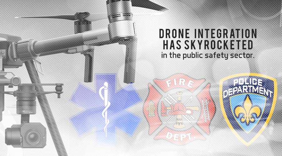 Public Safety Departments Want Drone Training - Steel City Drone Flight Academy