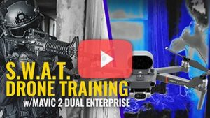 SWAT Drone Training - Mavic 2 Dual Enterprise - Steel City Drone Flight Academy