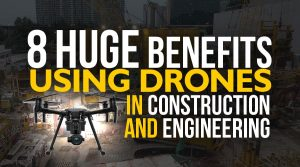 Benefits of using Drones in Construction and Engineering - Steel City Drones Flight Academy