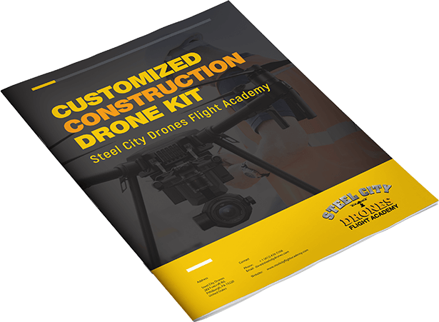 Construction Drone Kit - Steel City Drones Flight Academy
