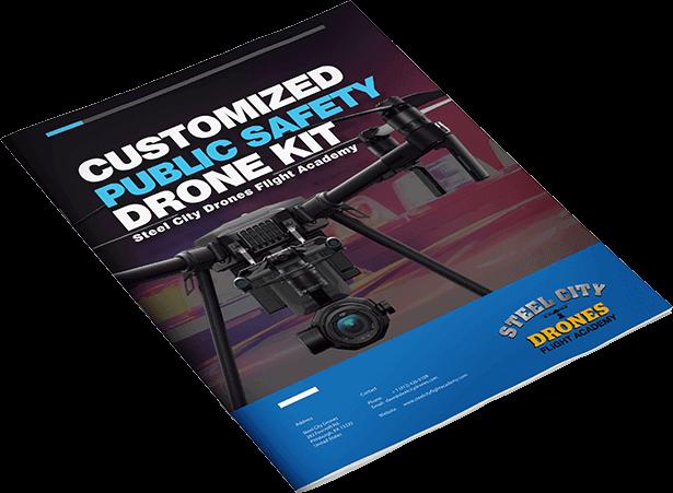Public Safety Law Enforcement Drone Kit Plan - Steel City Drones Flight Academy