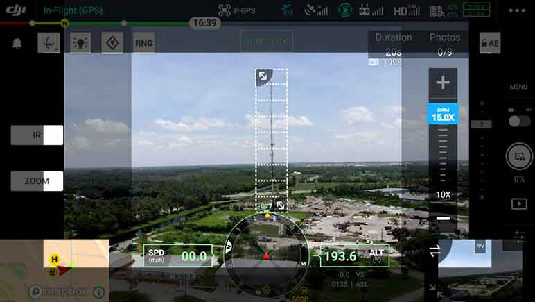 DJI Matrice 300 RTK High-Res Grid Photo Test and Review - Steel City Drones Flight Academy