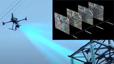 AI Spot Check Inspection - Matrice 300 RTK - Steel City Drones Flight Academy