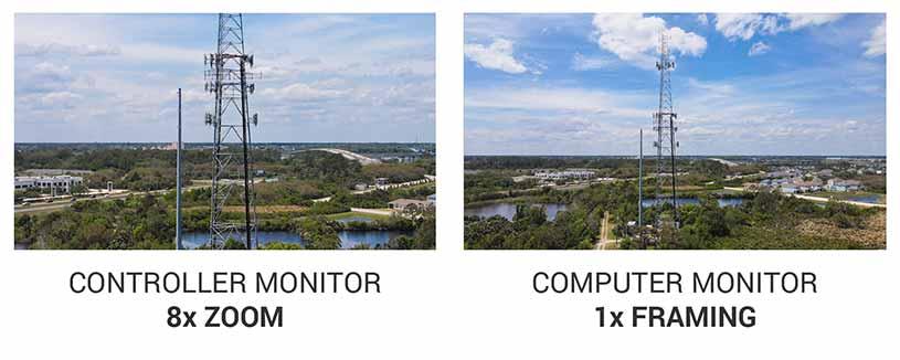 Mavic 2 Enterprise Advanced RGB Camera Test - Steel City Drones Flight Academy