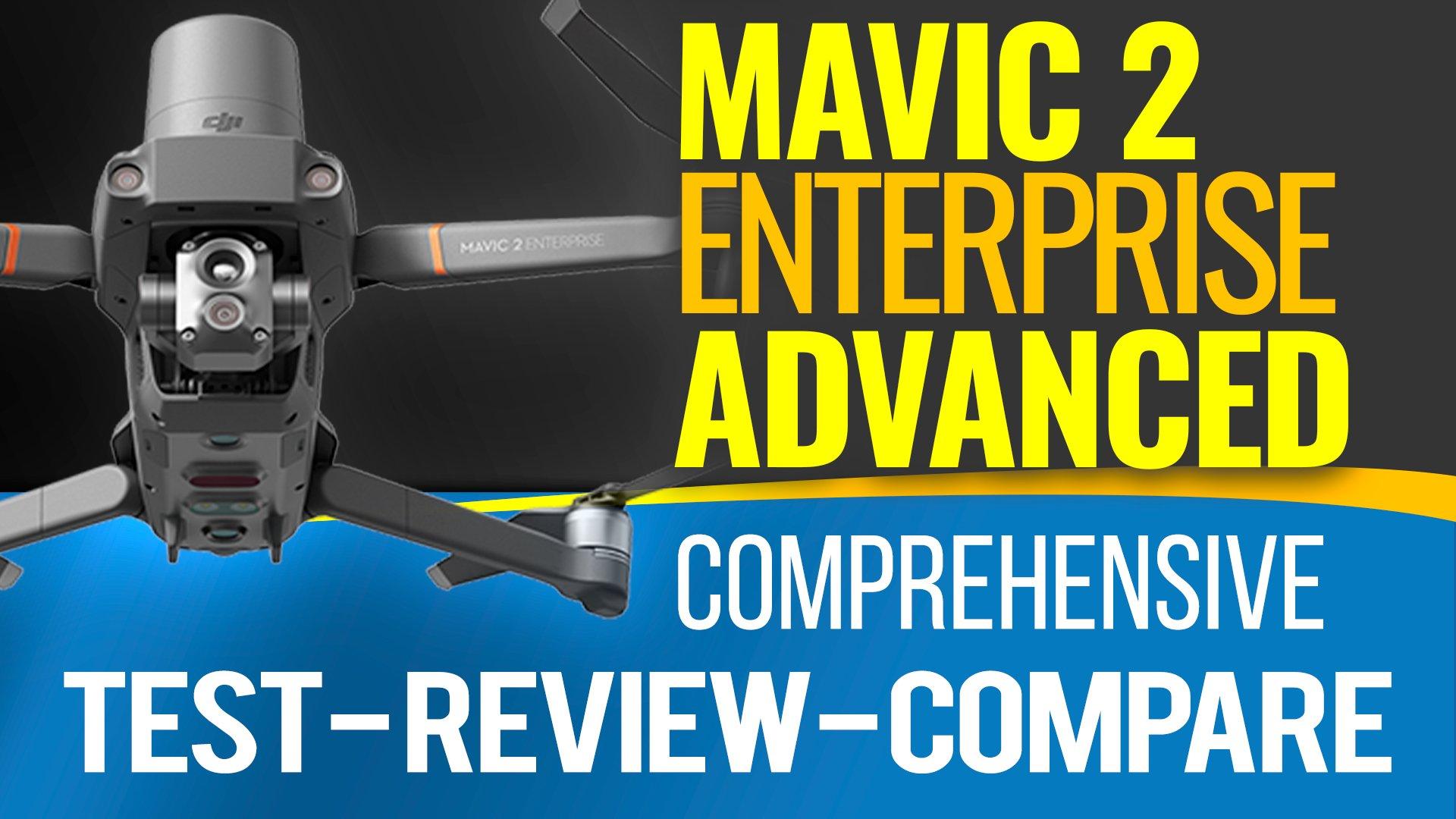 Mavic 2 Enterprise Advanced - Test and Review - Steel City Drones Flight Academy