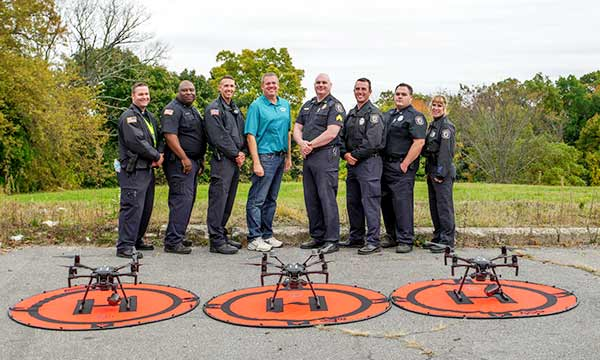 Dave King - Steel City Drones Flight Academy Team