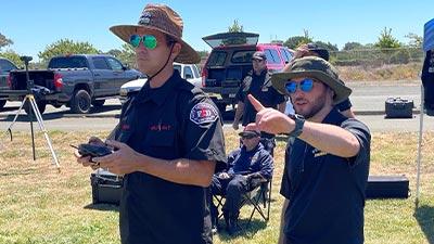 Jacob Simkovitz - Steel City Drones Flight Academy Team