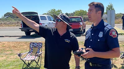 Jason Costanzo - Steel City Drones Flight Academy Team