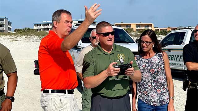 St Johns County Sheriff - Drone Training - Steel City Drones Flight Academy